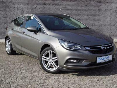 brugt Opel Astra 0 Turbo Enjoy 105HK 5d Aut.