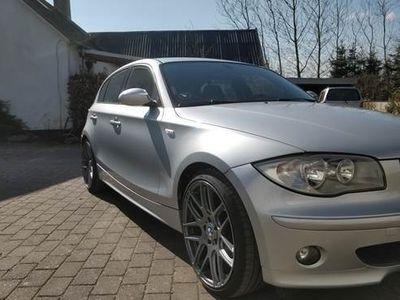 brugt BMW 118 d 2,0 E87