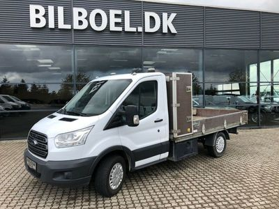 brugt Ford Transit 350 L2 Chassis 2,2 TDCi 125 Trend Ladvogn RWD