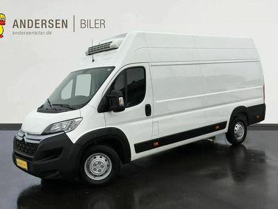 brugt Citroën Jumper 35+ L4H3 Køle og frost bil 2,2 Blue HDi Flexline start/stop 165HK Van