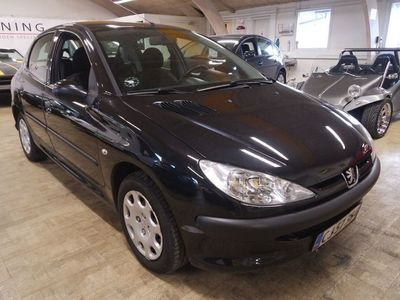 brugt Peugeot 206 1,4 HDi X-Line