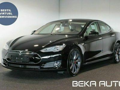 brugt Tesla Model S P90D