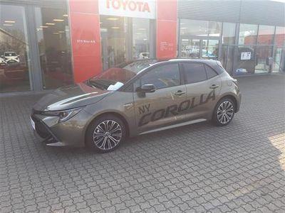 brugt Toyota Corolla 2,0 B/EL H3 Premiumpakke E-CVT 180HK 5d 6g Aut.