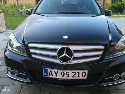 brugt Mercedes C200 CDI 136HK Stc