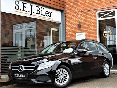 brugt Mercedes C220 d 2,1 stc. 170HK aut 5d