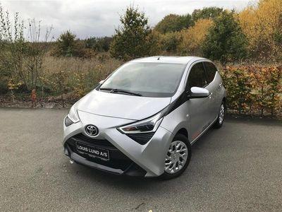 brugt Toyota Aygo 1.0 benzin (72 hk) x-pression