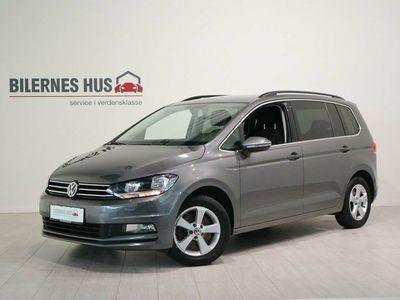 second-hand VW Touran 1,6 TDi 110 Comfortline BMT 7prs