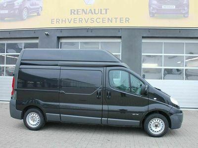 brugt Renault Trafic T29 L2H2 2,0 DCI 115HK Van 6g
