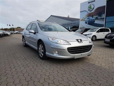 gebraucht Peugeot 407 SW 1,6 HDI Performance 109HK Stc