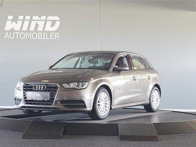 usado Audi A3 Sportback 1,6 TDI 110HK Stc