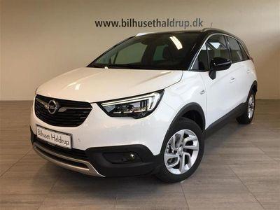 brugt Opel Crossland X 1,2 T Impress Start/Stop 110HK 5d 6g Aut.