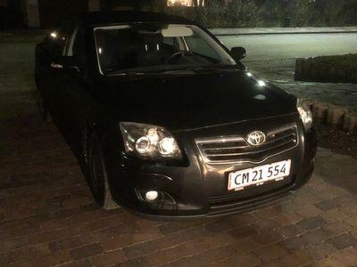 brugt Toyota Avensis 2.0 147 HK Sol