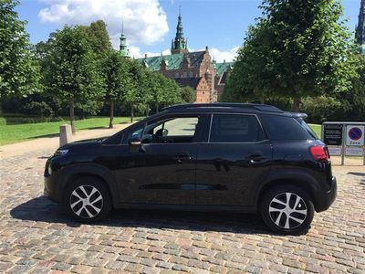 brugt Citroën C3 Aircross 1,6 Blue HDi Iconic start/stop 100HK Van