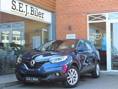 brugt Renault Kadjar 1,5 Energy DCI Zen 110HK 5d 6g A+
