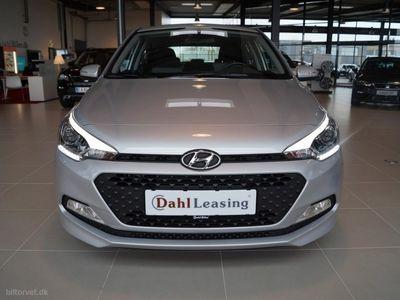 brugt Hyundai i20 1,25 MPI Premium 84HK 5d