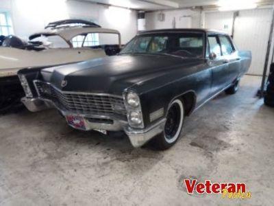 brugt Cadillac Fleetwood V8