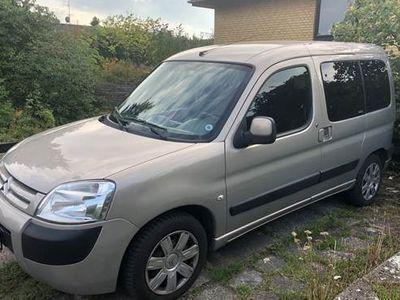 brugt Citroën Berlingo HDI 1,6