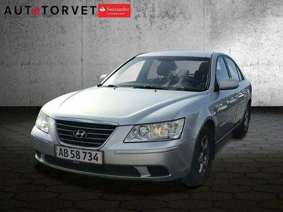 brugt Hyundai Sonata 2,0 CRDi GL