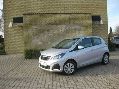 used Peugeot 108 1,0 e-VTi 69 Active