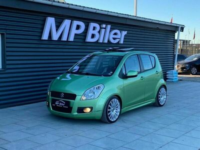 brugt Suzuki Splash 1,2 GLS