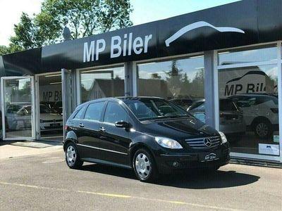 brugt Mercedes B180 2,0 CDi