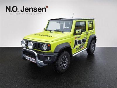 brugt Suzuki Jimny 1,5 Adventure AllGrip 102HK 3d
