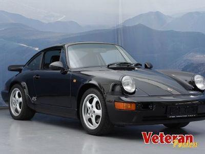 brugt Porsche 911 3,6 RS America
