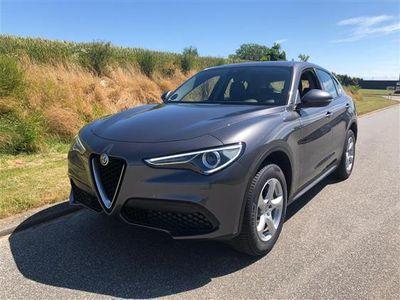 brugt Alfa Romeo Stelvio 2,0 TB Edizione Q4 200HK 5d 8g Aut.