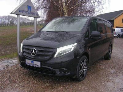 brugt Mercedes Vito 119 2,2 BlueTEC Standard aut. L