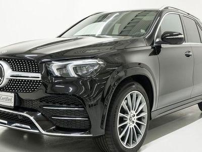 brugt Mercedes GLE400 d aut. 4-M Van 2020
