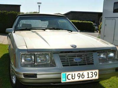 brugt Ford Mustang convertible