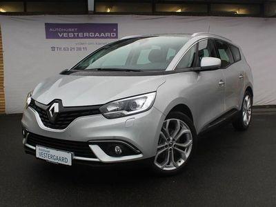 brugt Renault Grand Scénic 1,5 Energy DCI Zen 110HK 6g