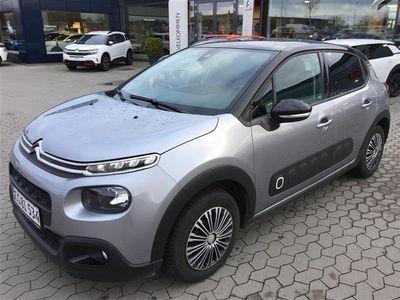 brugt Citroën C3 1,5 Blue HDi VTR Sport start/stop 100HK 5d