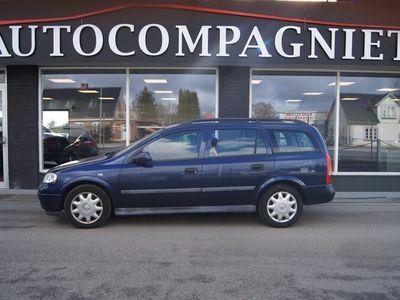 brugt Opel Astra 8 16V CDX st.car