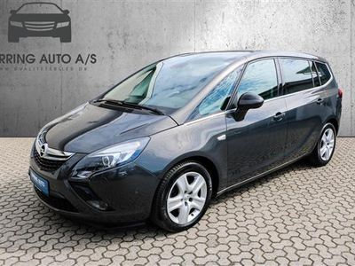 usado Opel Zafira Tour 2,0 CDTI Enjoy 170HK 6g Aut. - Personbil - gråmetal - 7 pers.