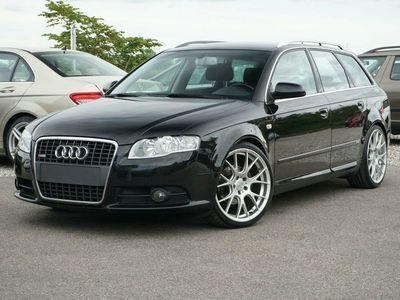 gebraucht Audi A4 2,0 TDi S-line Avant