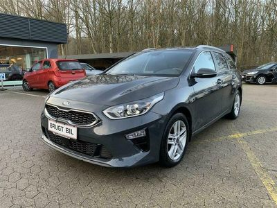 brugt Kia cee'd SW 1,4 T-GDI Intro Edition DCT 140HK Stc 6g