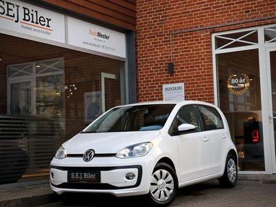 gebraucht VW up! up! 1,0 MPI BMT move60HK 5d