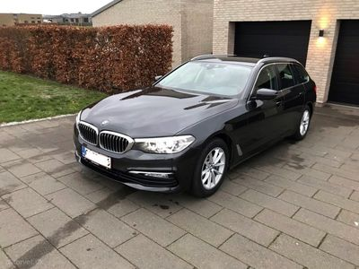 brugt BMW 530 d Touring 3,0 D Connected Steptronic 265HK Stc 8g Aut.
