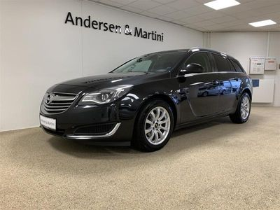 brugt Opel Insignia Sports Tourer 2,0 CDTI Edition 130HK Stc 6g Aut.