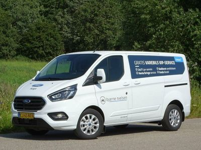 brugt Ford Custom Transit340S 2,0 TDCi 170 Limited aut.