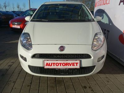 brugt Fiat Punto 1,3 MJT Start & Stop 85HK 3d