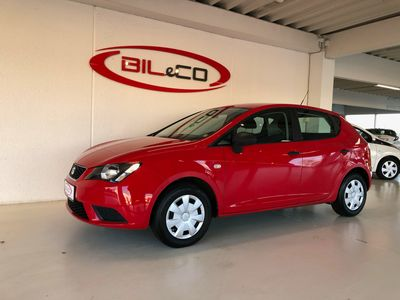 brugt Seat Ibiza 1,0 MPI Style Start/Stop 75HK 5d