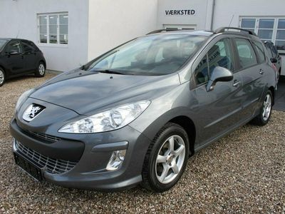 second-hand Peugeot 308 1,6 HDi 112 Comfort+ stc.