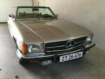 brugt Mercedes SL450 SL Klasse (R107)4,5 V8 Aut