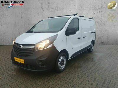 brugt Opel Vivaro 1,6 CDTi 125 Edition L1H1
