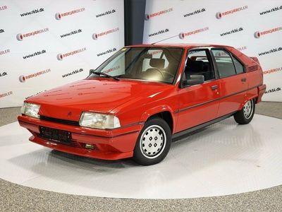 brugt Citroën BX 1,9 GTi