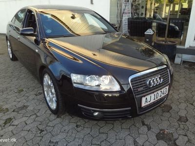 brugt Audi A6 3,2 V6 Limousine quattro aut. 255HK