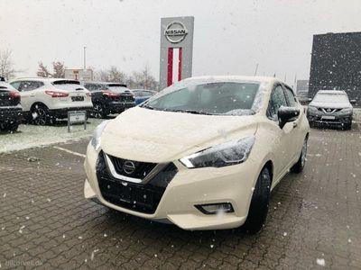 usata Nissan Micra 0,9 IG-T Visia Start/Stop 90HK 5d