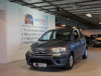 brugt Citroën C3 1,4 HDI Furio Clim 70HK 5d